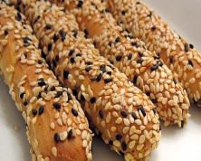 Mixed Sesame Snack Sticks